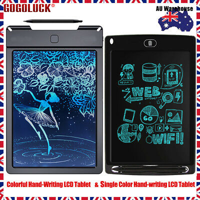 NEW Electronic Digital LCD Writing Pad Tablet Drawing Graphics Board Notepad