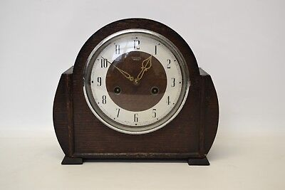 Vintage Smiths Enfield Mantle Clock - 3145