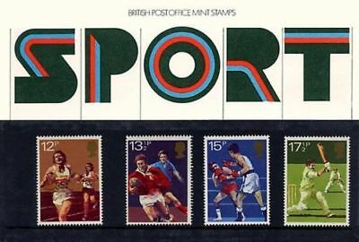 GB 1980 Sport Presentation Pack VGC. Stamps. Free postage!