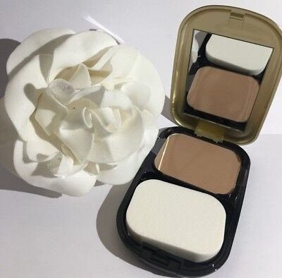Max Factor Facefinity Compact Puder Kompakt Make up FREIE Farbwahl 03 05 06 08