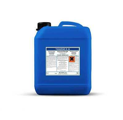 tickopur R 33 universal-reiniger for Ultrasound 5 ltr. Cleaning Concentrate