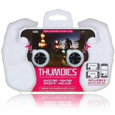 Thumbies Game Button Touchscreen Pad Joystick iPhone 4G 3GS Ipod Touch