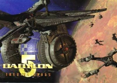 Babylon 5 - Skybox Season 2 Trading Card Basis Set