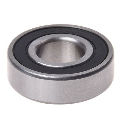 Electric Motor 6203RS 17 x 40 x 12mm Deep Groove Ball Wheel Bearing FP