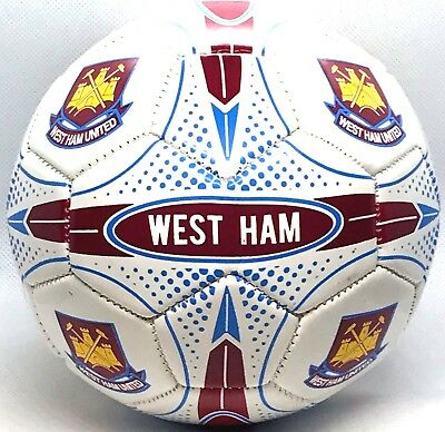 West ham United Soccer Ball Official Football Club Gifts