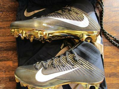 lowest price 8eb5b e7875 Nike Vapor Untouchable 2 TD LE Super Bowl Edition Football Cleats 10.5 Bag