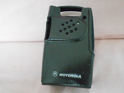 Motorola  Leather Visar Carrying Case Ndn4013A