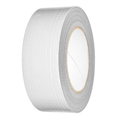 "WHITE DUCK DUCT GAFFER GAFFA WATERPROOF CLOTH TAPE  48mm 2"" X 50M 5 ROLLS"
