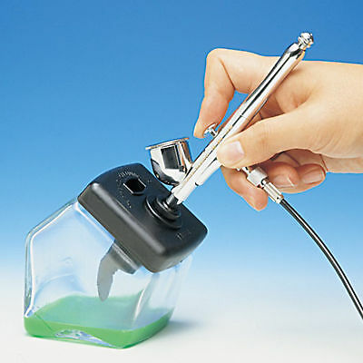 Mr Cleaning Bottle AIRBRUSH CLEANING STATION POT PS-257 by GSI Creos Mr. Hobby