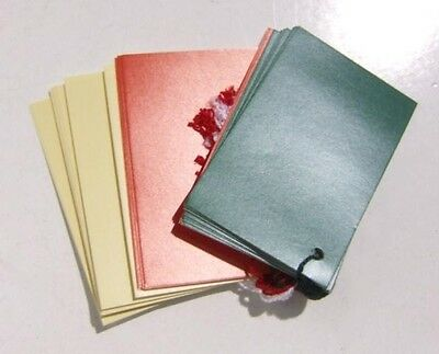 4 Packs of 24 (96) Traditional Plain Card Gift Tags In 3 Colours  Blank One Side