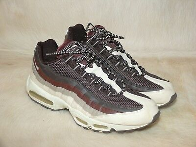 2007 NIKE AIR Max 95 Sample Sail Orange Cinder Brown Curry