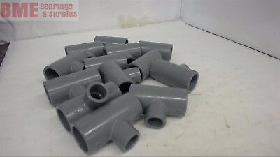 "13 Pcs Spears 1"" X 1"" X 1/2"" Sch 80 Tee"