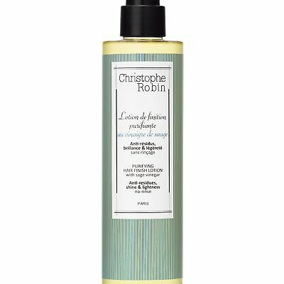 New Christophe Robin Womens Purifying Hair Finish Lotion With Sage Vinegar