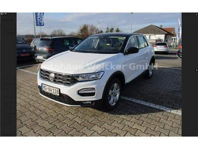 Volkswagen T-Roc 2.0 TDI DSG 4MOTION Style Navi LM PDC ACC SHzg
