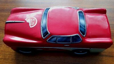 2012  Arnotts Collectable Tin Red Car