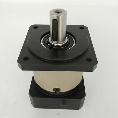 Free DHL!Geared Reducer 10:1 Planetary NEMA34 Gearbox 14mm Shaft Speed Reduction