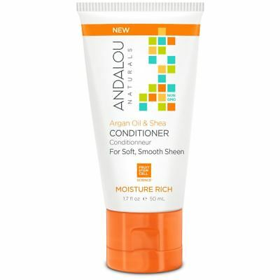 Andalou  Argan & Shea Moisture Rich Conditioner 50ml