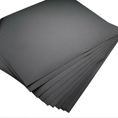 Wet and Dry Sandpaper 3000 - 7000 grit Abrasive Waterproof Paper Sheets