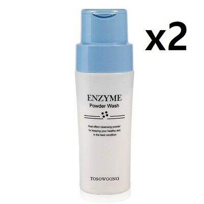 [TOSOWOONG] Enzyme Powder Wash 70g *2ea