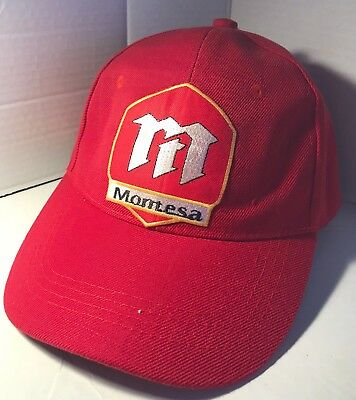 Montesa Baseball cap motorbike motorcycle Embroidered Patch Vintage