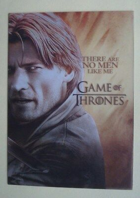 "2013 Rittenhouse **GAME Of THRONES** Season 2 ""GALLERY"" # PL4 Jaime LANNISTER"