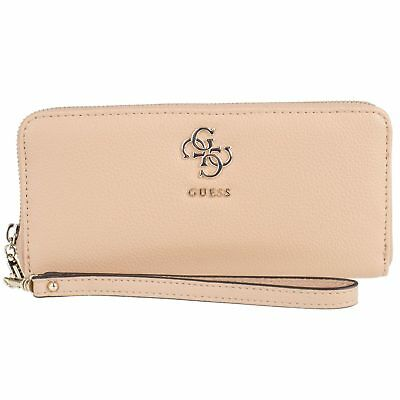 0fdb580b7aa Guess Digital SLG Large Zip Around VG685346 Damen Geldbörse 21x10x2cm tan