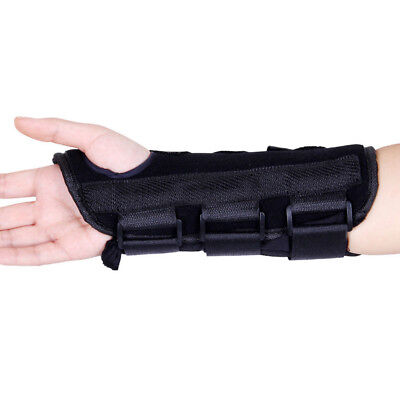 Wrist Support Brace Carpal Tunnel Splint R/L Arthritis Sprain Breathable Advance