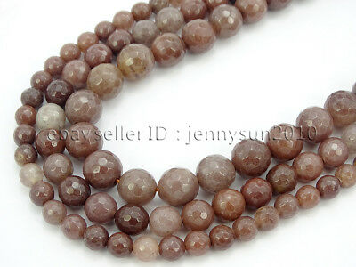 Natural Purple Aventurine Gemstone Faceted Round Beads 15'' 4mm 6mm 8mm 10mm