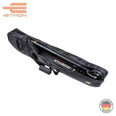 Tasche  Bag E-Scooter Carbon  Elektroroller Tretroller  black