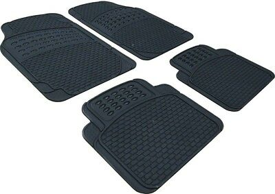 Heavy Duty Full Rubber Car Floor Mats For Hobby750 Lhd Motorhome