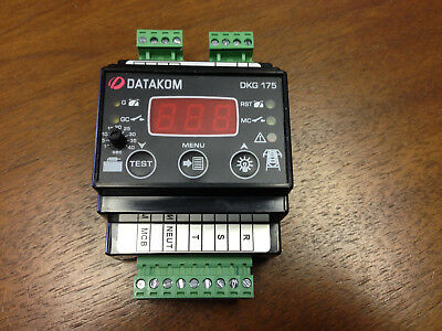 DATAKOM Automatic Transfer Switch Replacement Controller for 120/240 208VAC