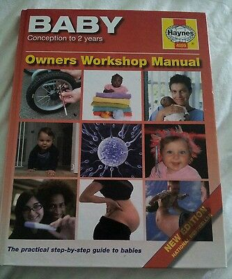 The Baby Manual: Conception to Two Years by Dr. Ian Banks (Hardback, 2008)