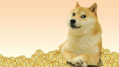 10 000 Dogecoins - 10k DOGE /  ID REQUIRED SCAMMERS DON T LOOSE YOUR TIME HERE