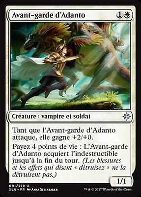 MRM ENGLISH 4x Adanto Vanguard - Avant-garde d'Adanto  MTG magic XLN