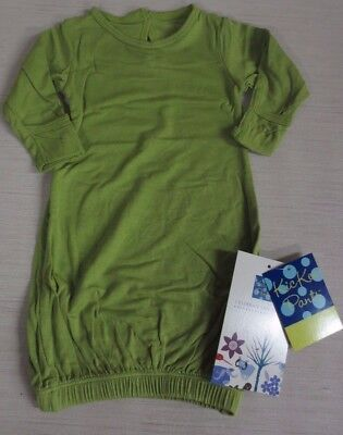Kickee Pants Layette Gown - Meadow - Unisex - Newborn Or 0-3 Months