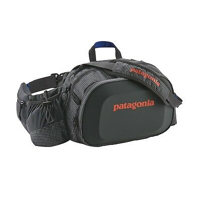 Patagonia Fly Fishing Stealth Hip Pack 10L Pack - Forge Grey