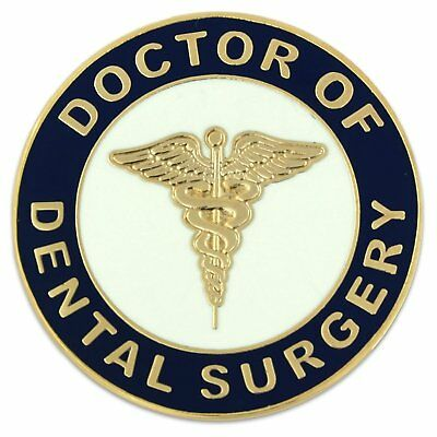 PinMart's Doctor of Dental Surgery DDS Lapel Pin