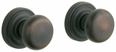 Baldwin 5405 Classic Knob, Passage Set, Oil-Rubbed Bronze