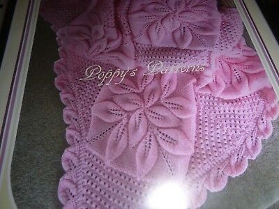 Poppy's Traditional Pram Cover 4 Ply (915)