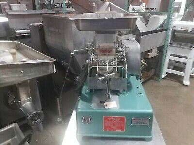Hollymatic Super 54 Commercial Patty Machine W/ Small Feed Pan