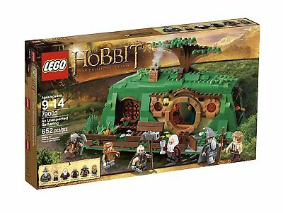 LEGO - The Hobbit - An Unexpected Gathering - 79003 - LOTR - Brand New & Sealed
