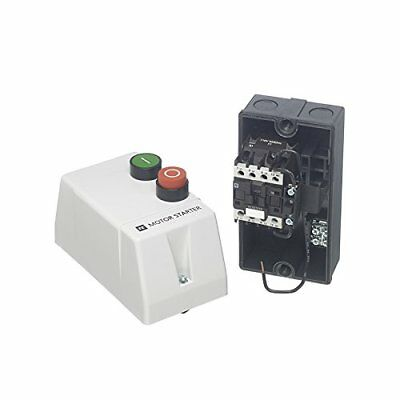 Europa Components LE1-D123F7-AZ DOL Starter IP65 12A 5.5kW 110V AC Coil,