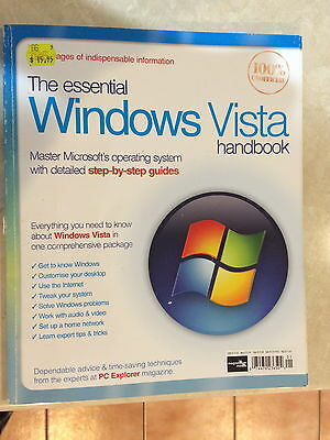 The Essential Windows Vista Handbook 100% Unofficial Guide