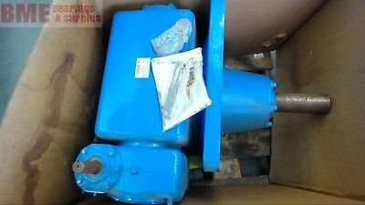 Morse 70Dvx 150 R-Ld Double Reduction Gear Reducer 150:1 Ratio, 8.13 Input Hp