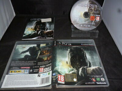 PS3 Dishonored - per Console Sony PlayStation 3 - PAL ITA