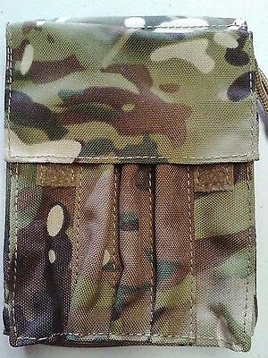Tas Australian Army Notebook Cover Multicam 900D Double Pu Coated A6