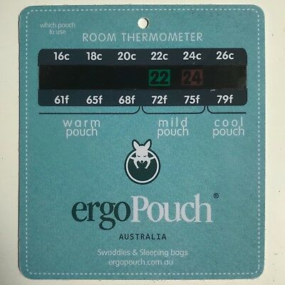 Room Thermometer by ergoPouch
