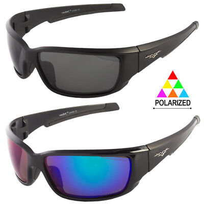 Polarized Vertex Sunglasses Sport Running Driving Fishing Golfing Glasses NWT
