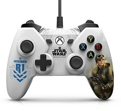 Xbox One Star Wars Rogue Controller By Power A . Free Shipping! Free Shipping