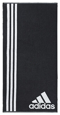 "*new* Adidas 100% Cotton Sports Towels 40"" X 20"" (4 Colors) Tennis/training/swim"